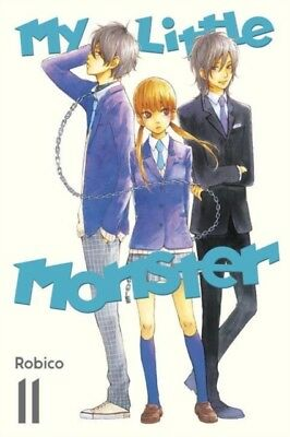 My Little Monster 11 (Paperback), Robico, 9781632361080