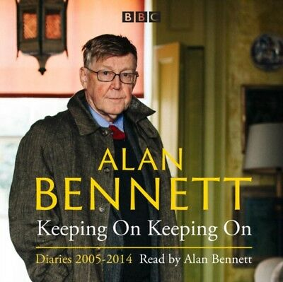 Alan Bennett Keeping On Keeping On Diari, Bennett, Alan, 9781785297014