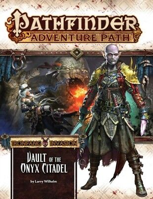 PATHFINDER ADVENTURE PATH IRONFANG INVAS, Wilhelm, Larry, 9781601...