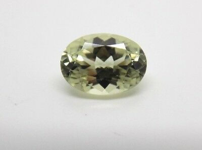 1.15 Ct Zultanite Natural Color Chg Loose Gem 8x6mm Oval Cut Cert of Auth B014