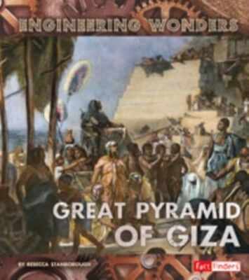 The Great Pyramid Of Giza, Stanborough, Rebecca, 9781474711814