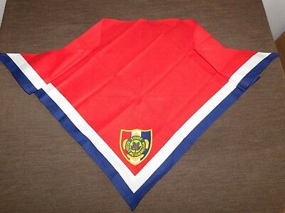 Vintage Bsa Boy Scouts Of America Schiff Scout Reservation Neckerchief