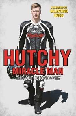 Hutchy Miracle Man The Autobiography, 9781786062772