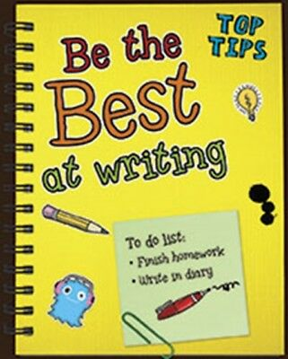 Be The Best At Writing, Rissman, Rebecca, 9781406241136