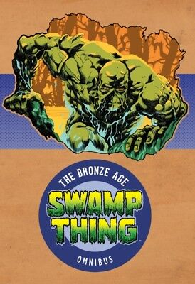Swamp Thing The Bronze Age Omnibus Vol 1, Wein, Len, 9781401273781