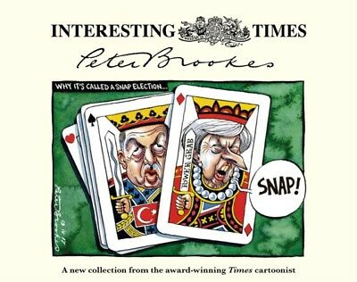 Interesting Times, Brookes, Peter, 9781785902536