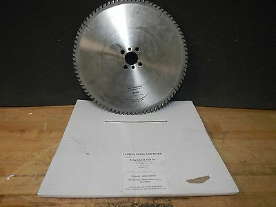 "Professional Saw Blade 84T 4800 Max Rpm 13-1//2/"" Carbide Tipped #01333814"