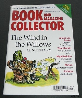 Book and Magazine Collector-December 2008-No.301-Wind in Willows-Jockeys etc