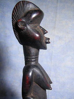 Superbe Ancetre Dan Rci Statue Africaine African Art Tribal Africain Masque Mask
