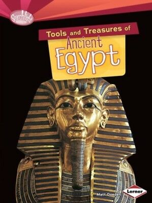 Tools Treasures Of Ancient Egyp, Doeden, Matt, 9781467723817