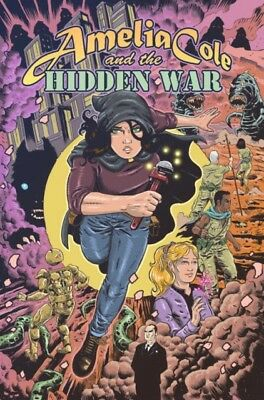 Amelia Cole & The Hidden War, Kirkbride, D. J., Knave, Adam P., B. 9781613779538