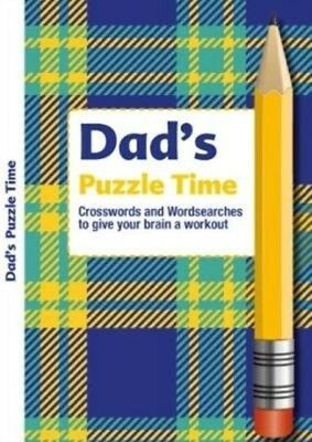 Dads Puzzle Time, 9781905346899