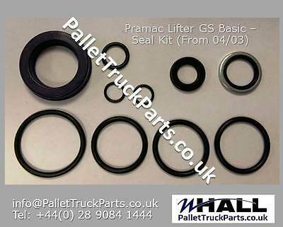 Seal kit for PRAMAC LIFTER GS BASIC (from 04/03) hand pallet truck/ pump truck