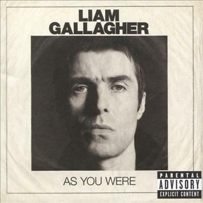 Liam Gallagher - As You Were [Deluxe Edition] [Pa] New Cd