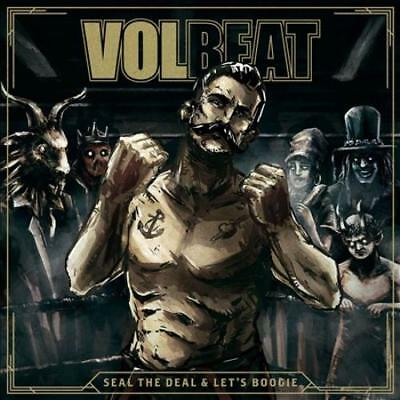Volbeat - Seal The Deal & Let's Boogie New Cd