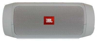 JBL Charge 2+ Bluetooth Lautsprecher Musikbox Soundbar Powerbank, Grau