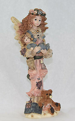 Boyds Bears & Friends * Folkstone Collection * Serentity the Mother's Angel 1996