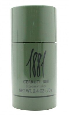 Cerruti 1881 Deodorant Stick - Men's For Him. New. Free Shipping