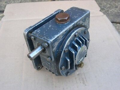 Holroyd 5-1 Flange Mounted Reduction Gearbox