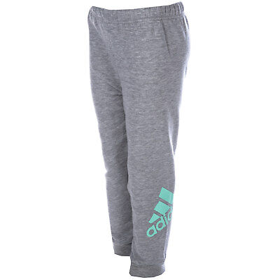 Boys adidas Baby Boys Favourite Jog Pants in Grey Marl - 3-6m From Get The Label