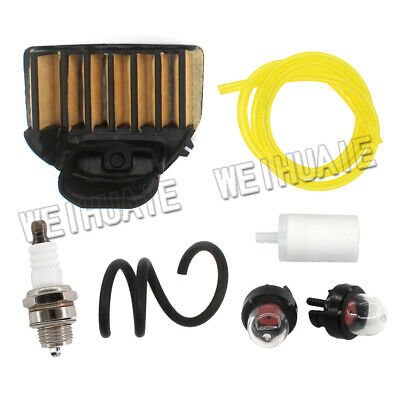 Air Fuel Filter Tune-Up Kit For Husqvarna 455 455E 460 Jonsered CS2255 Chainsaw