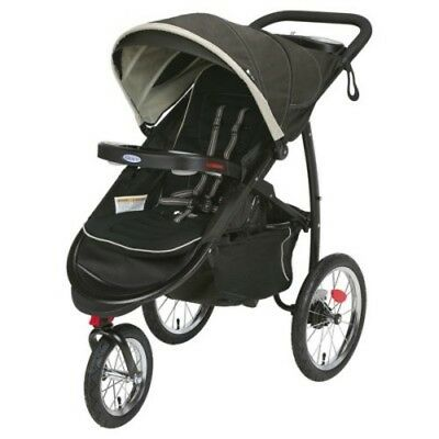Graco FastAction Fold Jogger Click Connect Stroller - Brooks