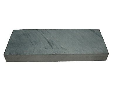"Natural Sharpening Stone 12000 Grit 6x2"" Waterstone Whetstone for Fine Honing"