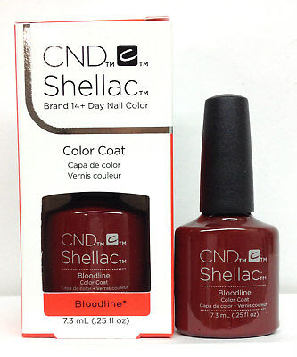 CND Shellac Gel Polish NEW Color-  0.25oz/7.3ml Pick Any Color