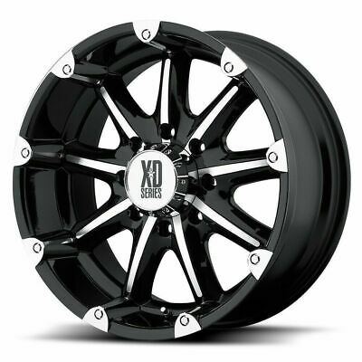 other wheels tires parts car truck parts parts accessories Scion Cube 20 xd series xd779 badlands black machined wheel 20x9 5x5 12mm jeep gmc 5
