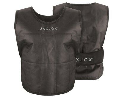 NEW JAXJOX 10kg Weight Vest - Black