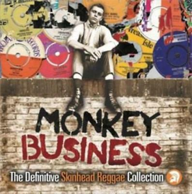 Various Artists - Monkey Business: The Definitive Skinhead Reggae Collection New