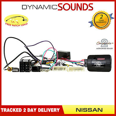 CTSNS014.2 Car Stereo Steering Wheel Interface Kit for Nissan Frontier 2015 On
