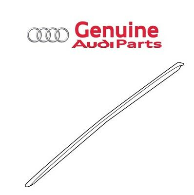 Passenger Right Windshield-Reveal Molding Strip Genuine For Audi Allroad S4 A4