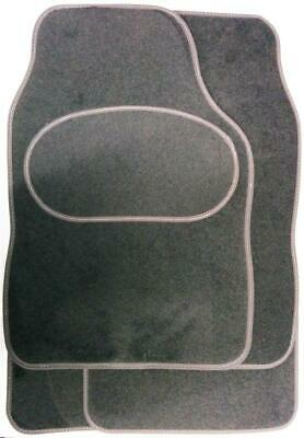 Quality Set Of Reinforced All Grey Car Mats - All Carpet Protectors For Renault