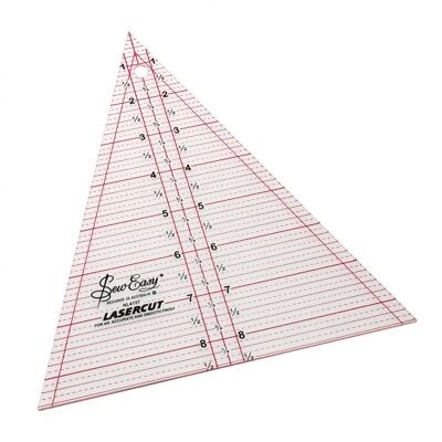 Sew Easy Triangle Quilting Ruler - each (NL4157)