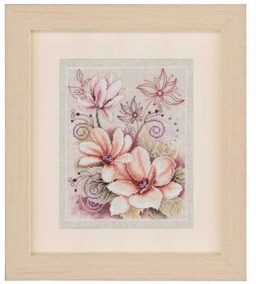 Vervaco Counted Cross Stitch Kit Peony (PN-0145134)