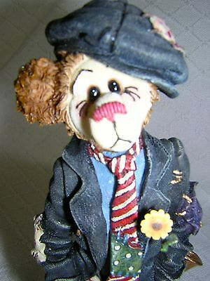 Boyds Bears Folkestone HONKER T. FLATFOOT 1E Clown NEW and NEVER DISPLAYED!
