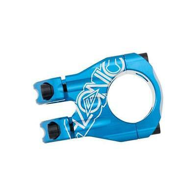 Azonic RIOT MTB Potencia 31,8mm 40mm - Azul Motocross Enduro MX Cross