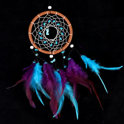 Handmade Traditional Dream Catcher Feather Net Wall/Car Decoration Delicate Gift