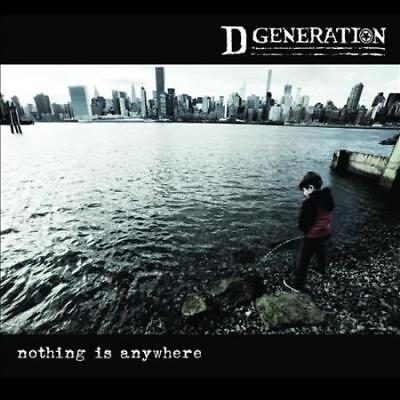 D Generation - Nothing Is Anywhere [Digipak] * New Cd