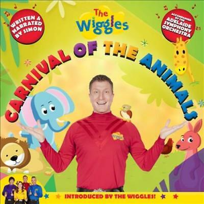 The Wiggles - Carnival Of The Animals New Cd