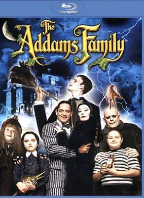 The Addams Family New Blu-Ray Disc