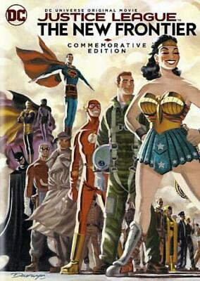 Justice League: The New Frontier New Dvd