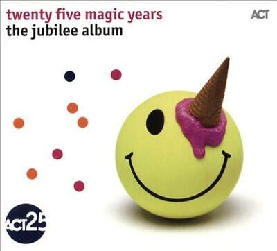 Various Artists - Twenty Five Magic Years: The Jubilee Album [Digipak] New Cd
