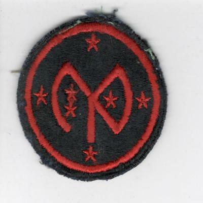 WW 2 US Army 27th Infantry Division Patch Inv# Z031