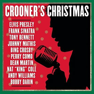 Crooner's Christmas New Cd Free Shipping!!