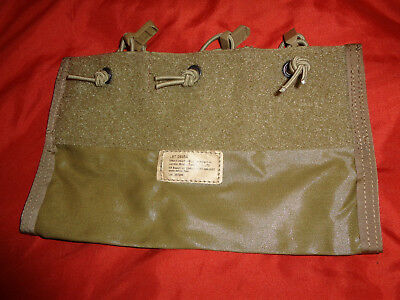 London Bridge Trading 2645A Triple Kangaroo Pouch * LBT-2645A w/ S&S Pull Tabs