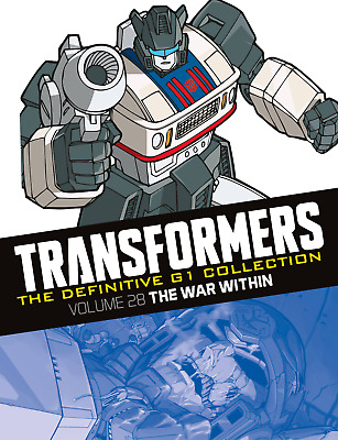 Transformers Definitive G1 Collection Volume 28 The War Within