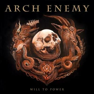 Arch Enemy - Will To Power [Digipak] New Cd
