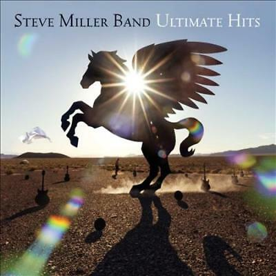 Steve Miller (Guitar)/Steve Miller Band (Guitar) - Ultimate Hits New Cd